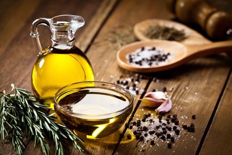 manteigas vegetal azeite com ervas