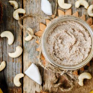Aprenda 5 receitas de manteigas veganas e saudáveis