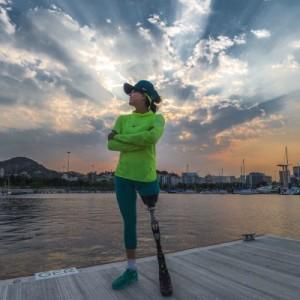 Marinalva Almeida: uma história de amor com o esporte