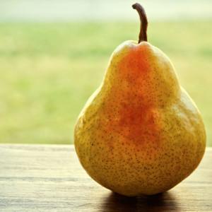 Pera: Os poderes da fruta para a atividade física