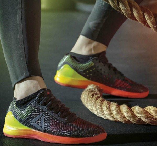 Nano 7: Reebok lança tênis inédito para CrossFit