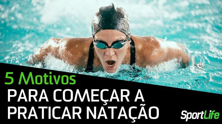 Vídeo: 5 motivos pelos quais você deveria começar a praticar natação