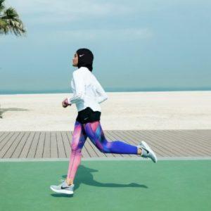Nike lança peça para atletas muçulmanas