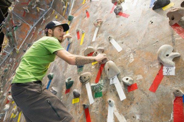 Felipe Carmargo dá dicas para quem quer começar na escalada