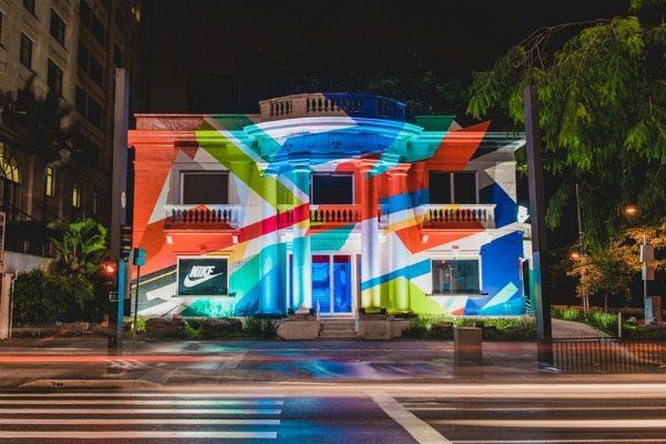 Nike inaugura Casa Air Max na Paulista