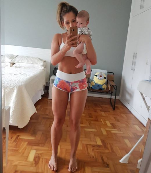 thais figueiredo mães fitness
