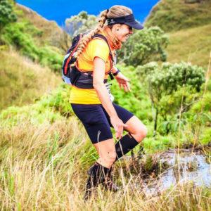 Mulheres na Ultra: os benefícios da corrida na vida de Christiane Brito