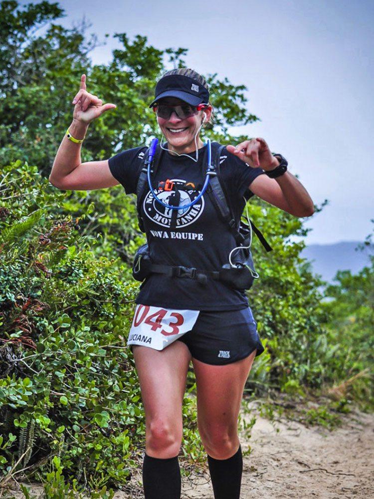 Mulheres na Ultra: A jornada de Luciana Zauhy Garms
