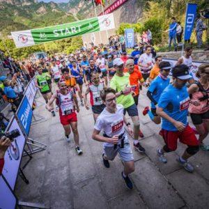 Maratona da Muralha da China: desafio que une história e esporte
