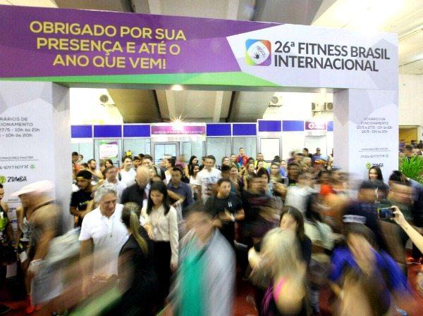 Feira: 27ª Fitness Brasil Internacional