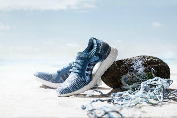 Adidas lança duas versões de tênis de corrida em parceria com a Parley