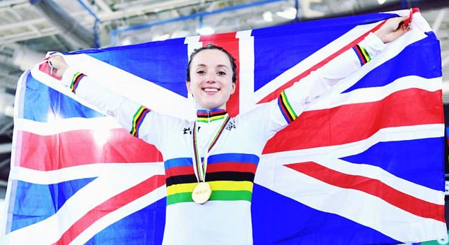 Meta alcançada: ciclista britânica conquista seu primeiro mundial