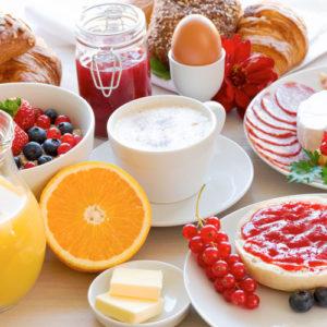Cafés da manhã proteicos para dar um up à sua dieta