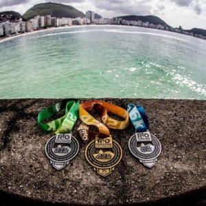 Maratona do Rio: divulgada medalha da edição comemorativa de 15 anos