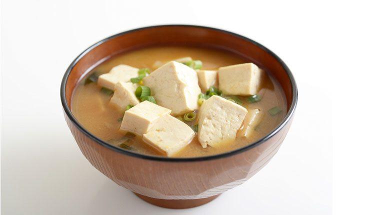Sopa 2 - tofu e agrião