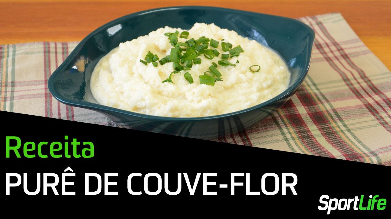 Receita de purê de couve-flor: rico em fibras e com poucos carboidratos!