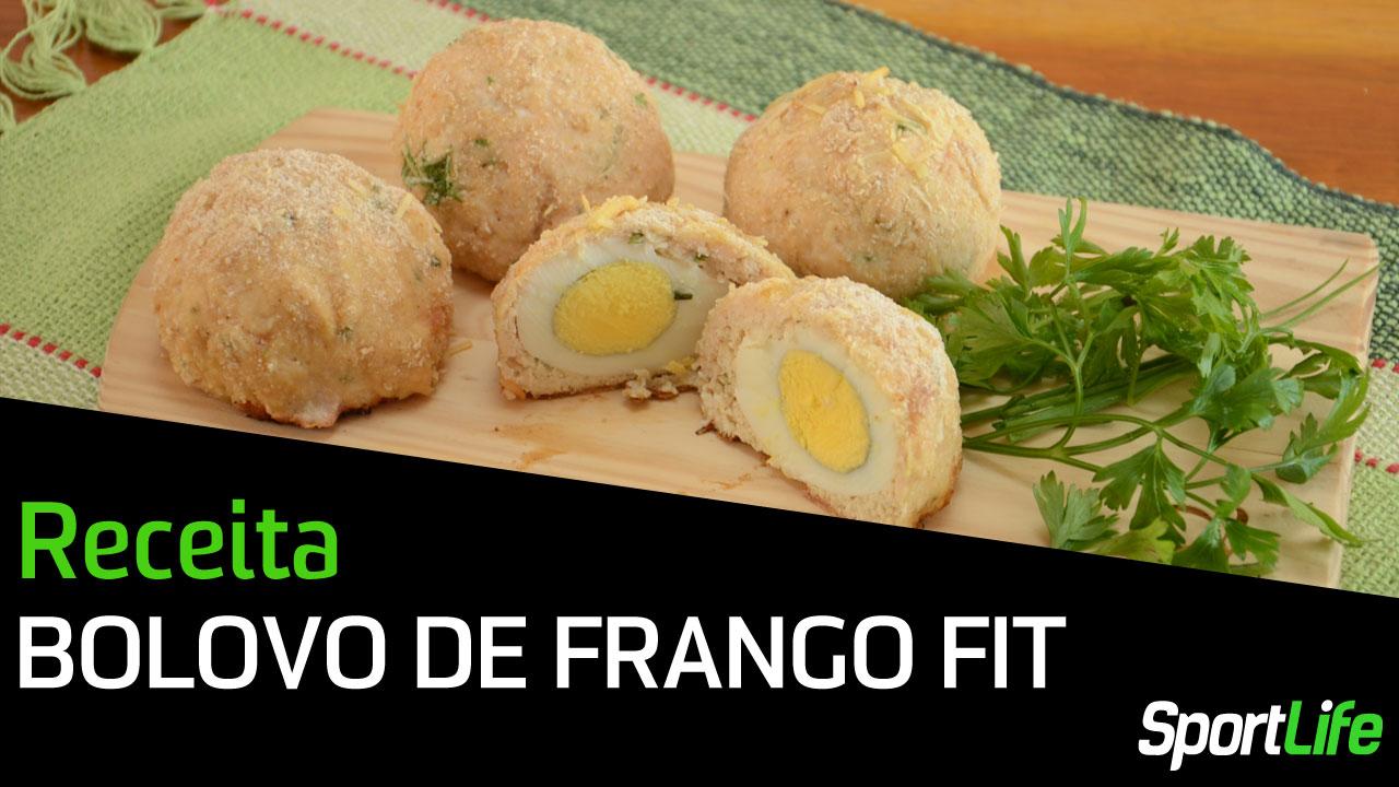 Bolovo de frango fit: uma receita que une sabor e nutrição